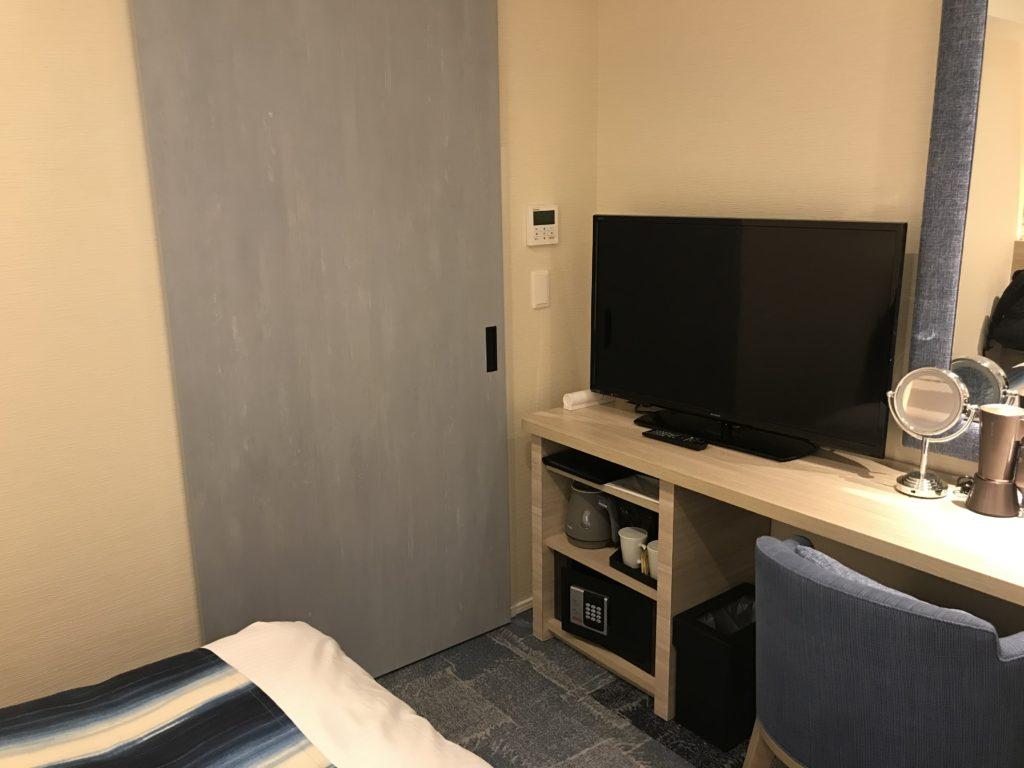 寝室は扉もついているので防音対策もできてます